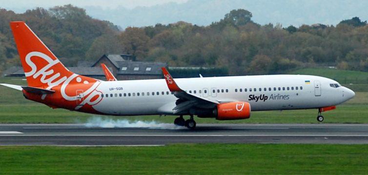 Державіаслужба заборонила SkyUp літати з Києва на Гоа, але дозволила це компанії Коломойського