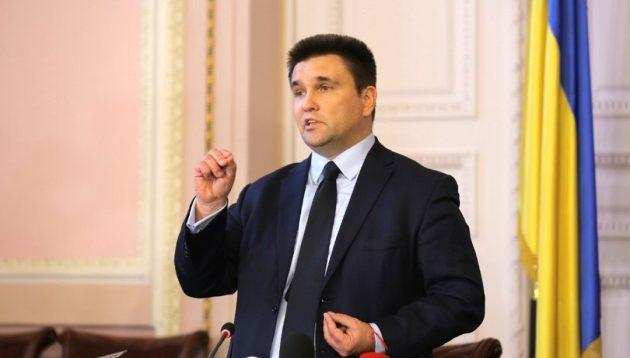 Клімкін попередив українців про небезпеку відвідування Білорусі