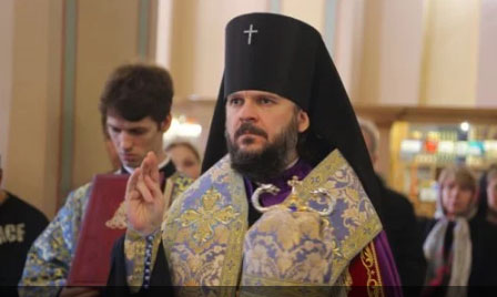 Прикордонники не пустили в Україну представника РПЦ