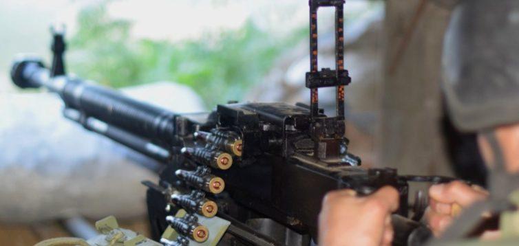 Зведення ООС: бойовики продовжують порушувати перемир'я