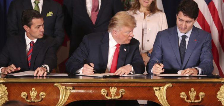 США, Мексика и Канада подписали торговое соглашение на саммите G-20