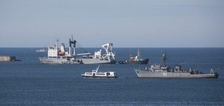 В Госдепе предложили обсудить идею блокирования российских кораблей