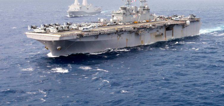 США направлять військовий корабель в Чорне море