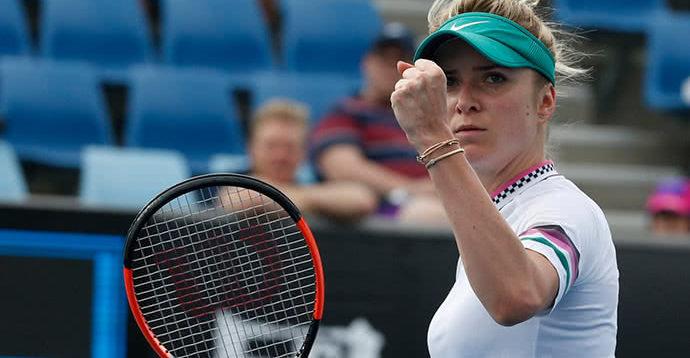 Світоліна вийшла до чвертьфіналу Australian Open