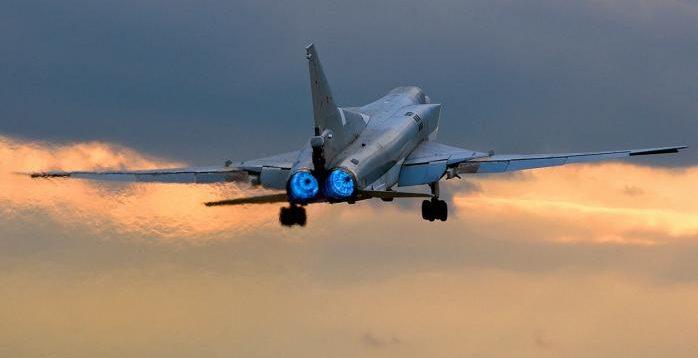 В России разбился бомбардировщик Ту-22: есть погибшие
