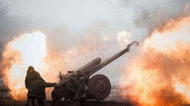 Бійці ООС знищили ще одну позицію бойовиків.ВІДЕО