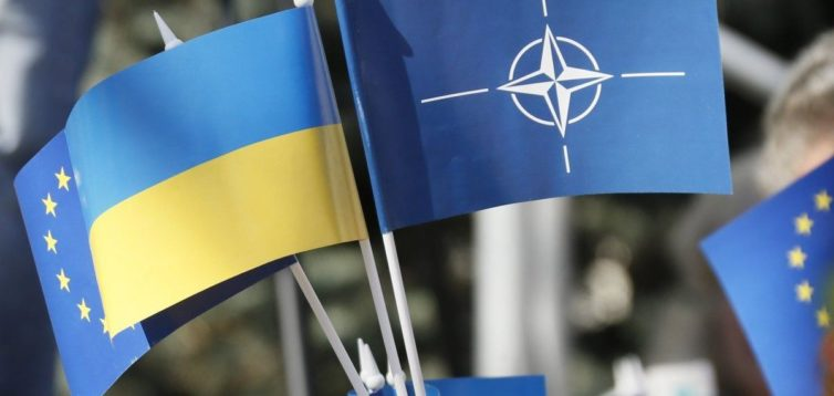 Курс на ЄС і НАТО: ВР проголосувала за зміни до Конституції