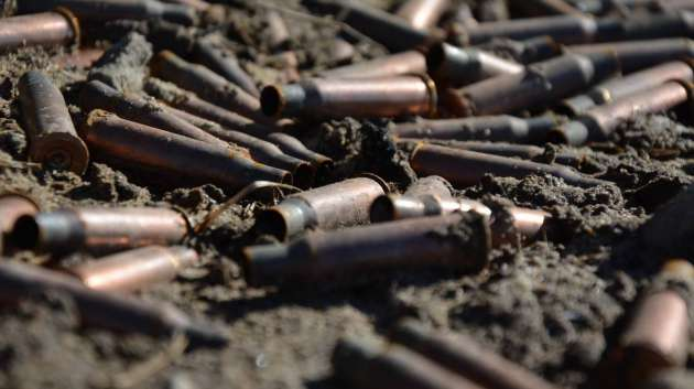 """На Донбасі ліквідовано бойовика, який """"хотів стати горілкою"""". ФОТО"""