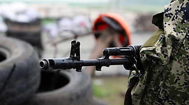 На Донбасі ліквідовано терориста з Горлівки. ФОТО