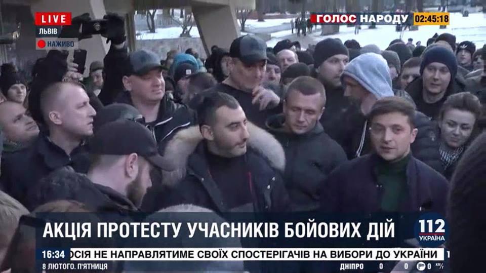 Охоронець Коломойського: Біля Зеленського помітили бодігарда олігарха