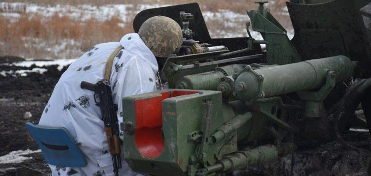 На відмінно: Артилерія ЗСУ продемонструвала свою роботу