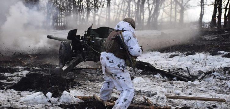 В зоні ООС ЗСУ знищили чергову ДРГ противника