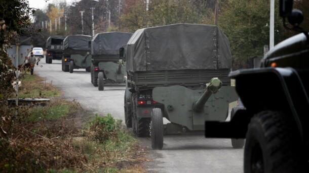Їдуть на Донбас стажуватися: ЗСУ готуються зустрічати російських артилеристів
