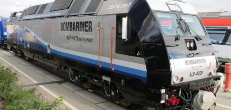 В Україну доставили всі 30 локомотивів General Electric
