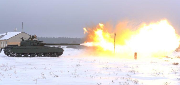 У мережі показали вражаючі кадри оновленого танка для ЗСУ. ВІДЕО
