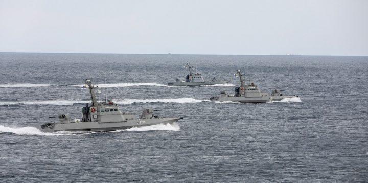 Відбили атаку диверсантів в Азовському морі: ВМС ЗСУ провели навчання