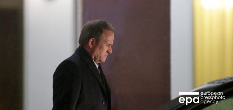 За сеператизм: ГПУ відкрила справу проти Медведчука