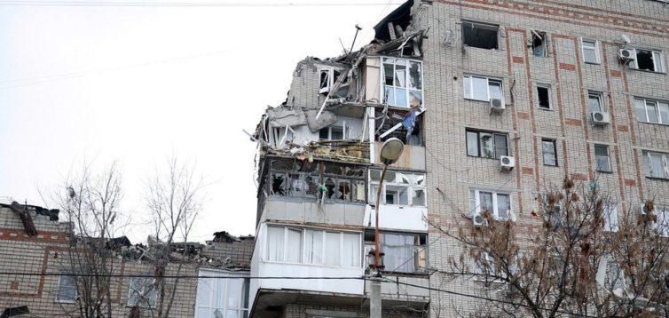 Очередной взрыв в многоэтажке прогремел в РФ