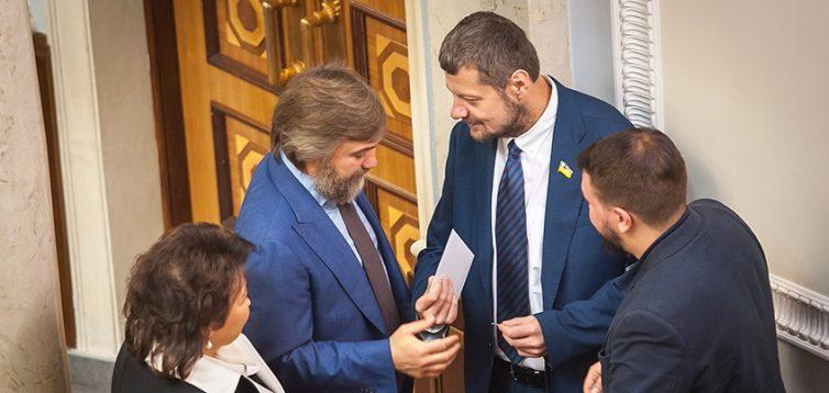 Самопідпал і детектор брехні: Мосійчук потрапив у новий скандал