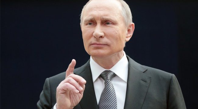 В США взялися за особисті активи Путіна