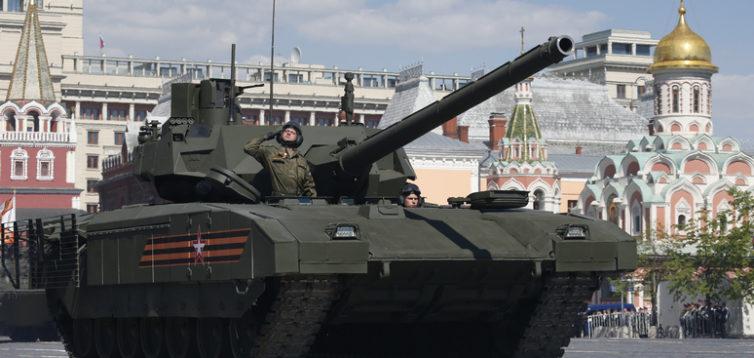Танк з вбудованим туалетом: в РФ конструктори модифікували Армату