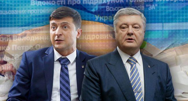 Перші результати з дільниць: перемагає Петро Порошенко