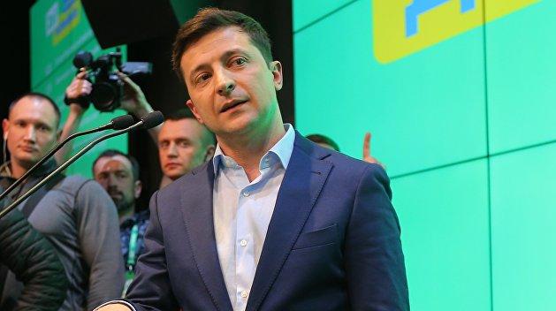 Від партії Зеленського на вибори йде кум Медведчука