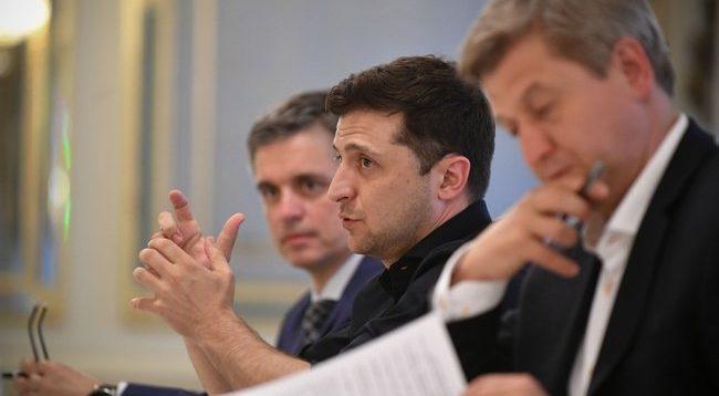 Зеленський заявив, що в України війна не тільки з Росією