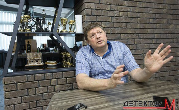 """Радник Зеленського закликав скасувати Закон про мову і сісти домовлятися з """"розумним Путіним"""""""