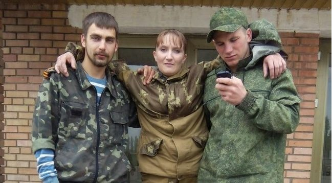 (Рус) В зоні ООС ліквідована терориста, яка обіцяла дійти до Києва. ФОТО
