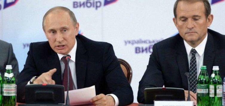 """""""Дезертир і зрадник"""": про звільнення кого Медведчук домовився з бойовиками"""