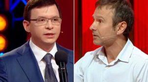 Вакарчук в прямому ефірі поставив на місце хама Мураєва