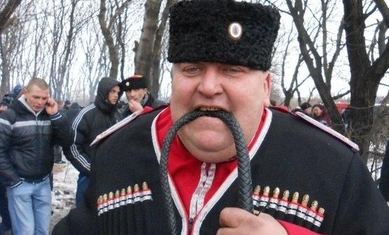"""""""Це геноцид"""": у Росії """"офіцер козаків"""" викликав Путіна на дуель. ВІДЕО"""