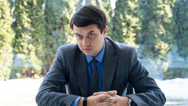 Відмовою говорити українською Разумков фактично закликає РФ окупувати всю Україну