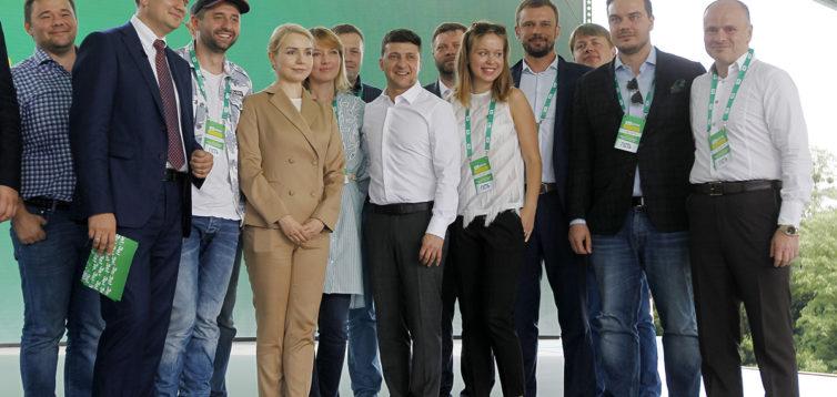 """У Зеленського озвучили цифру депутатів  """"Слуги народу"""" яких можна буде купити"""