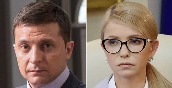 """Тимошенко запропонувала Зеленському створити коаліцію """"без собачих боїв"""""""