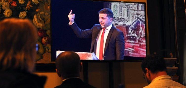 Депутат: В Украине хотят зачистить информационное поле. ВИДЕО