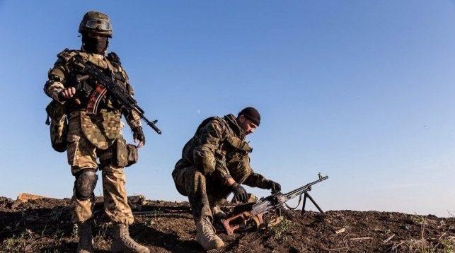 У зоні ООС військові знищили ворожу ДРГ