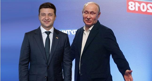 Путін заявив, що йому починає подобатися ситуація в Україні