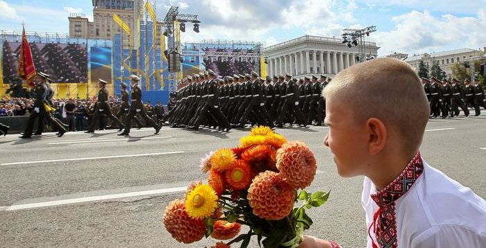 У Зеленського не хочуть погоджувати святкування Дня Незалежності з організаторами Маршу захисників