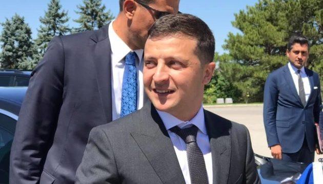 Скандалу як не було: у Туреччині Зеленського супроводжує глава «Укроборонпрому» Букін