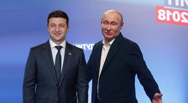 Радник Путіна заявив, що Зеленський це інструмент для завоювання України