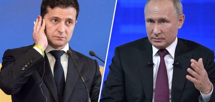 Зеленський заявив, що МЗС намагалося перешкодити його розмові з Путіним