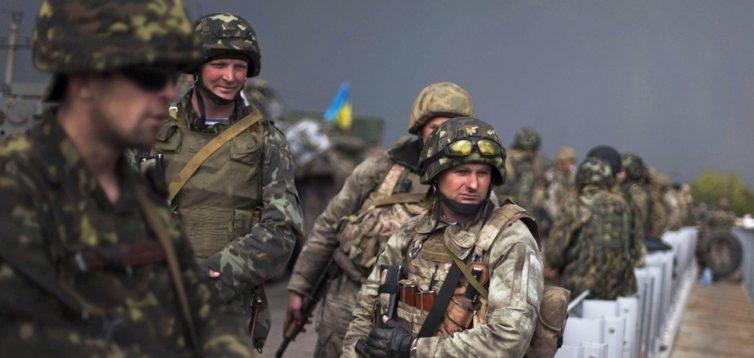 З Донбасу почнуть виводити підрозділи Національної гвардії