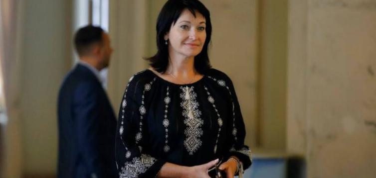 Віце-спікером Ради може стати соратниця бізнес партнера Коломойського