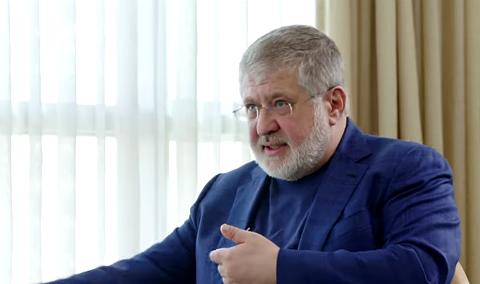 Коломойський закликав зняти санкції з Росії
