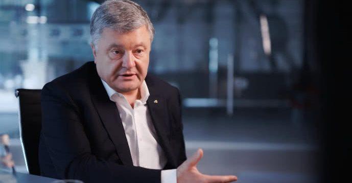 """Нова влада збирається """"вистрілити в спину"""" українській армії – Порошенко"""
