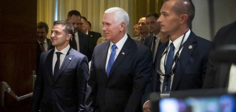 """Зеленський у Варшаві заявив, що відчуває себе """"родичем"""" делегатів із США"""