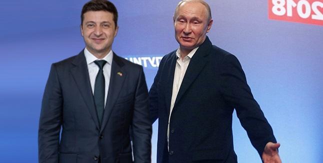 У МЗС Росії похвалили Зеленського