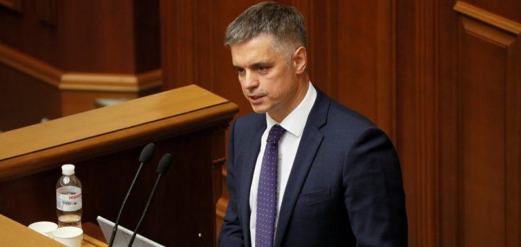 """Пристайко заявив, що Україна погодилася на """"формулу Штайнмайєра"""""""
